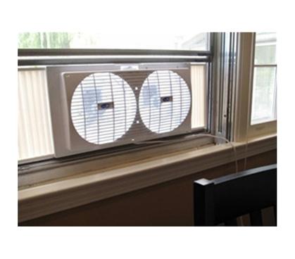 Portable Twin Dorm Room Window Fan Double Dorm Fan Fits