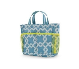 Bath Accessories - Coastal Link Style Caddy - Shower Tote