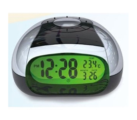 No Need To Read The Time Talking Alarm Clock A Cool Dorm Item