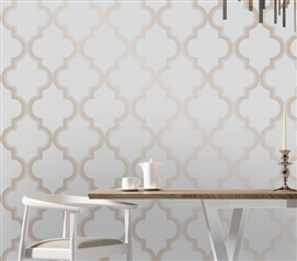 Peel N Stick - Wallpaper - Removable Wallpaper for Dorms