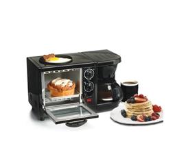 3-in-1 Multifunction Breakfast Deluxe - Aqua College Cooking ...