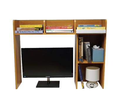 Clic Dorm Desk Bookshelf Organizer Storage College Supplies Essentials