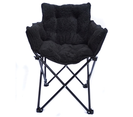 college cushion chair ultra plush black dorm essentials dorm necessities college furniture