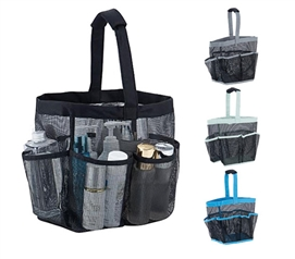 Deluxe Mesh Shower Tote   TUSK College Storage Dorm Necessities College  Supplies