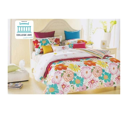 Twin Xl Comforter Set College Ave Dorm Bedding X Long