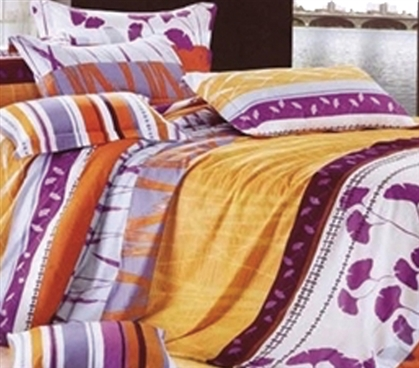 College Dorm Bedding Extra Long Twin Comforter Bed Sets