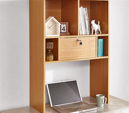 YAK ABOUT IT® LOCKING SAFE BOOKSHELF