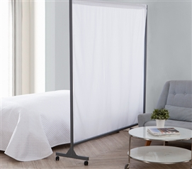 Dont Look At Me Privacy Room Divider Black