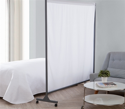 Don T Look At Me Privacy Room Divider Gray