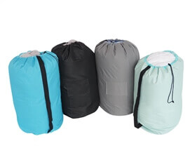 Carry Your Clothes - Laundry Backpack - Vibrant - Necessary For College