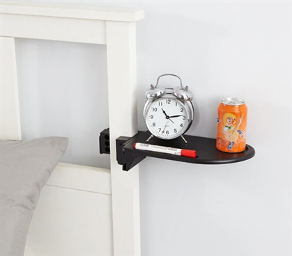 BED POST SHELF