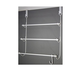 3 Tier Towel Rack   Over The Door