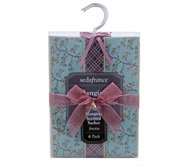 Keep Your Closet Smelling Fresh - Hanging Scented Sachet - Closet Deodorizer