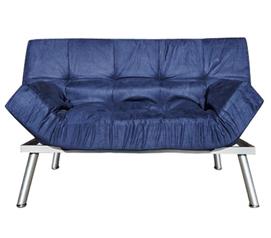 The College Cozy Sofa (Mini Futon)   Royal Navy Part 24