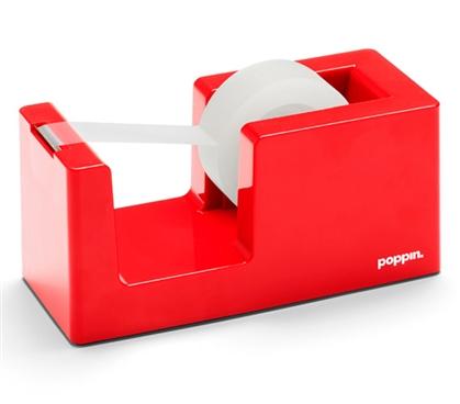 Tape Dispenser - Red