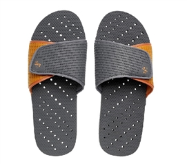 eed39ce7d Narsty - Antimicrobial Men s Shower Sandals with Anti-Slip Grip