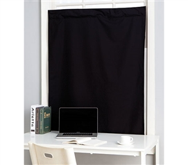 The Suction Cup Blackout Curtain