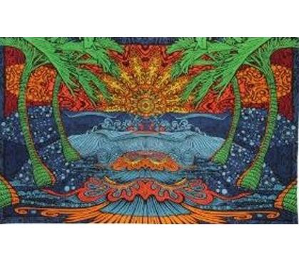 3D Epic Lands Tapestry