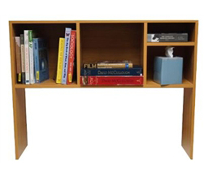 The College Cube Dorm Desk Bookshelf