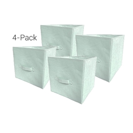 tusk fold up cube 4pack calm mint
