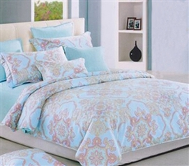 aurora twin xl comforter set college ave designer series
