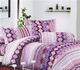 owlette purple twin xl comforter set college ave designer series - Twin Xl Comforters