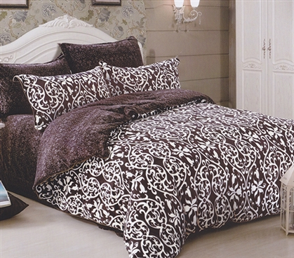 Entwine Twin Extra Long College Comforter Girls Dorm Bedding