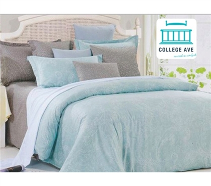 Leisure Twin Xl Comforter Set College Ave Designer